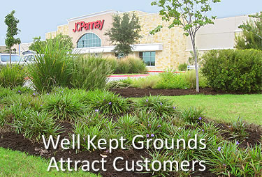 Landscaping For Ping Plazaalls